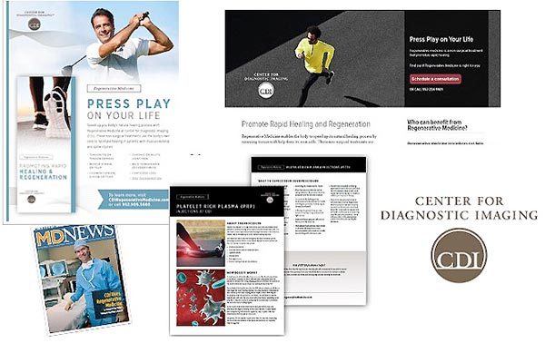 Center for Diagnostic Imaging - Press play on your life